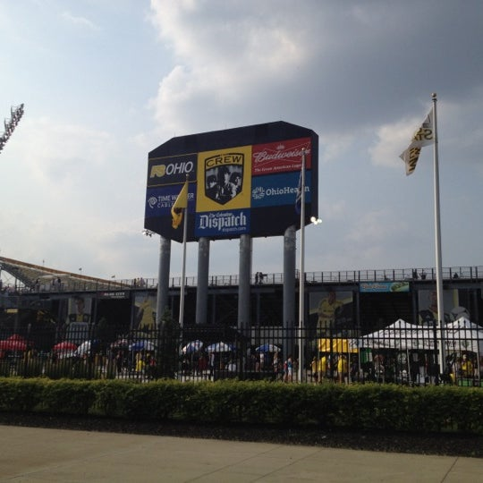 Photo taken at MAPFRE Stadium by Christian A. on 5/26/2012