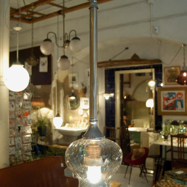 Tiendas muebles y objetos vintage barcelona for Vintage muebles y objetos