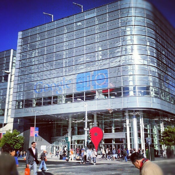 Moscone Center Convention Center In San Francisco