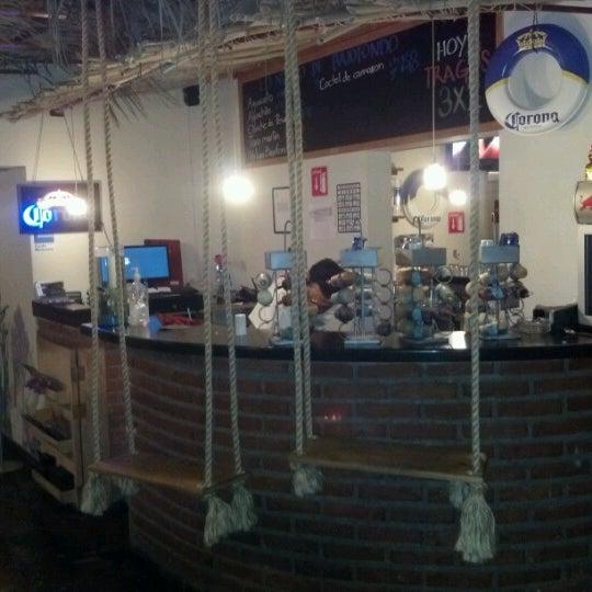 Photo taken at Bajo Fondo by Fernando S. on 8/6/2012