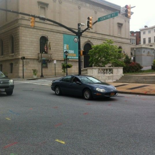 Photo taken at Walters Art Museum by MacProDiva on 6/5/2012