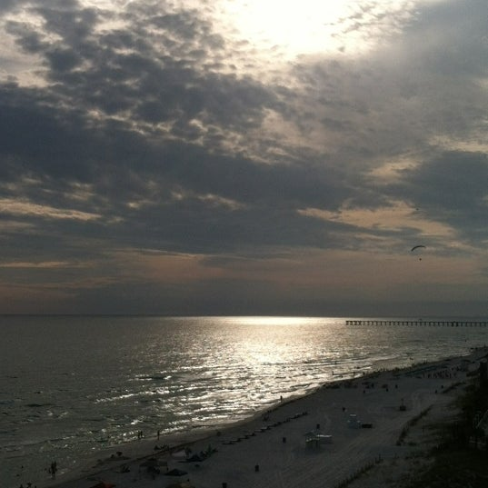 Photo taken at Majestic Beach Resort Panama City Beach by Jessica F. on 6/14/2012