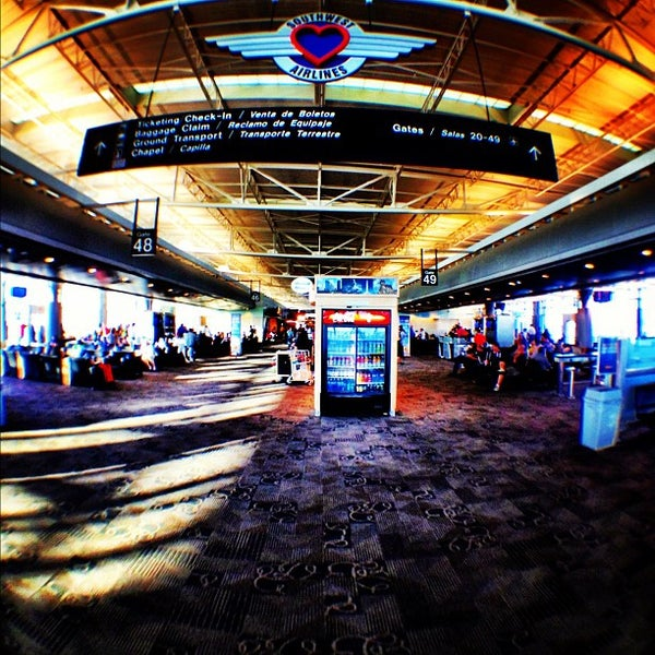 Food Places In Houston Hobby Airport