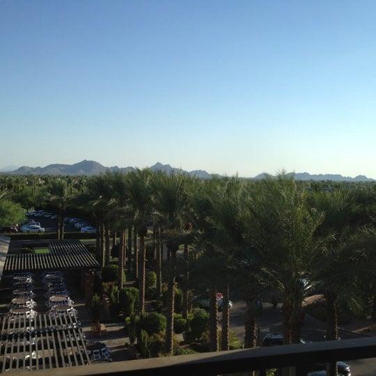 Photo taken at The Westin Kierland Resort & Spa by Chris D. on 6/19/2012