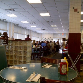 Photo taken at Centre Street Deli by Benny H. on 3/10/2012