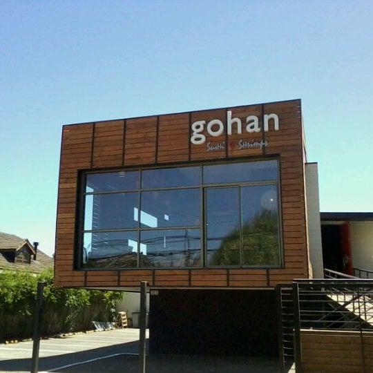 Photo taken at Gohan by CoTe V. on 2/11/2012