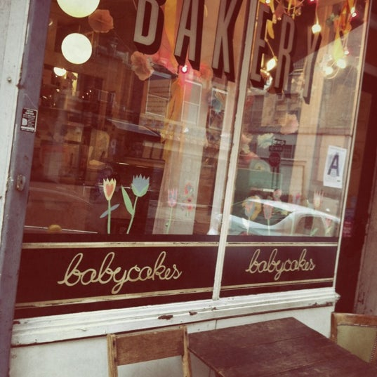 Photo taken at BabyCakes NYC by Yujiro N. on 3/1/2012