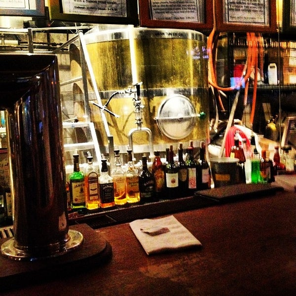 Photo taken at Trinity Brewhouse by Rob E. on 6/14/2012