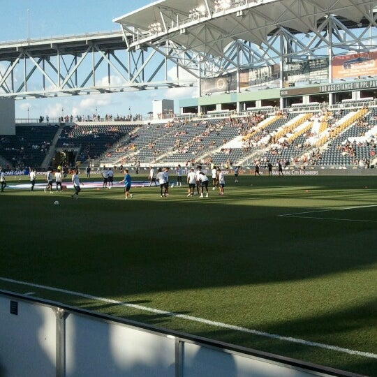 Photo taken at PPL Park by Sean D. on 6/23/2012