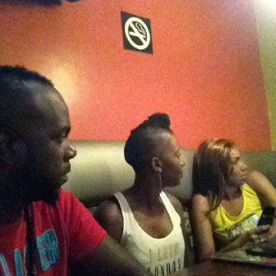 Photo taken at Woodford Café by Bunji G. on 8/20/2012