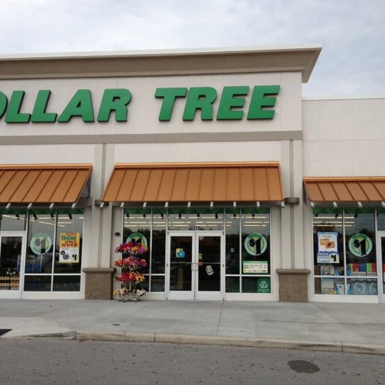 Dollar Tree Store Locator Inc: Discount Store In Tampa Palms