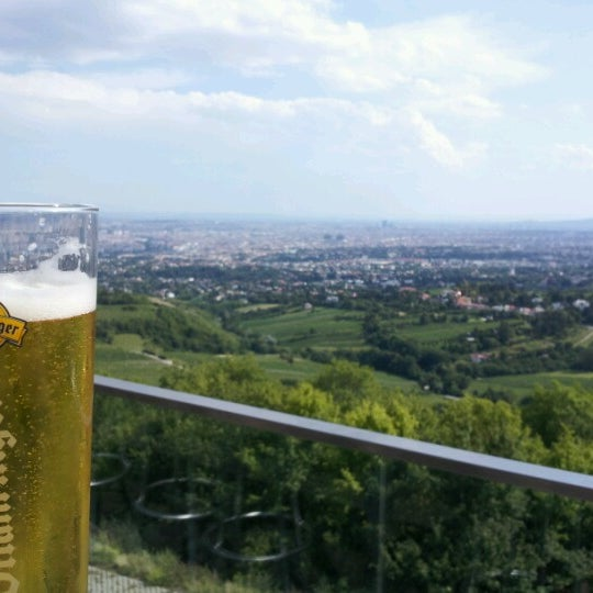 Photo taken at Kahlenberg by Jung S. on 7/19/2012