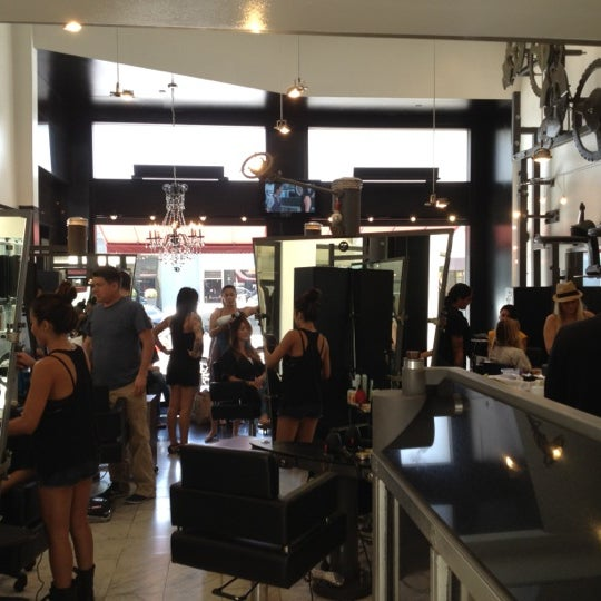 Best Salons In Los Angeles: Photos At Giuseppe Franco Salon