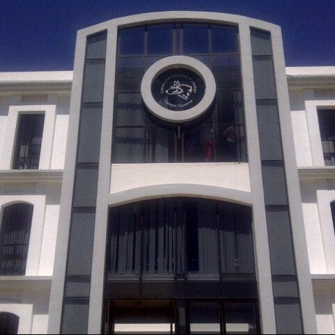 Photo taken at Universidad Autónoma de Durango Campus Zacatecas by Reporte F. on 8/17/2012