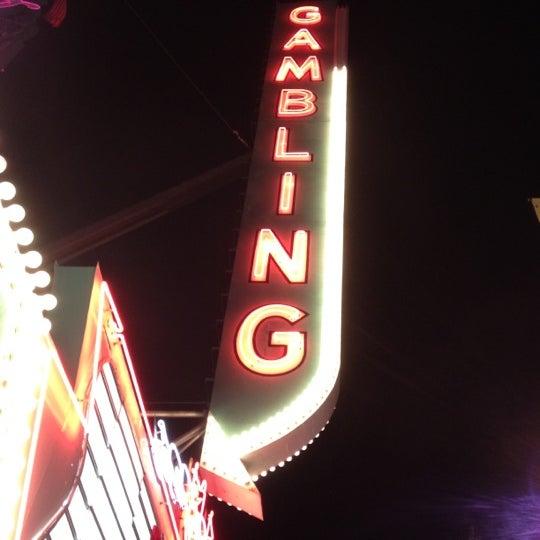 Photo taken at El Cortez Hotel & Casino by Cooper J. on 4/15/2012