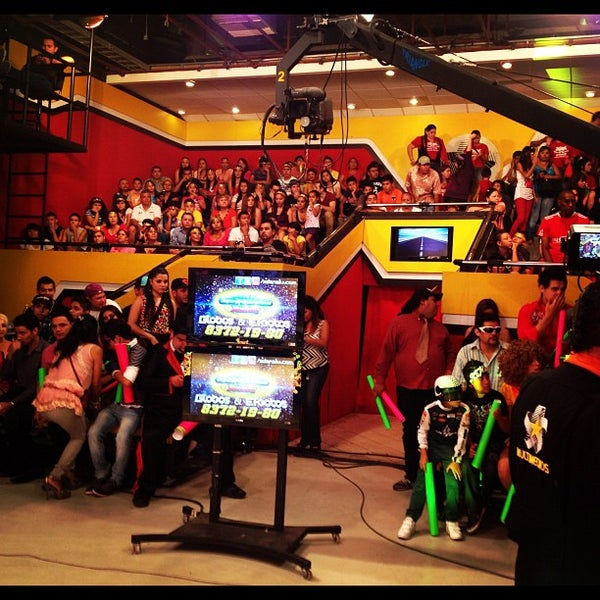 Photo taken at Multimedios Televisión by Gilberto D. on 8/16/2012