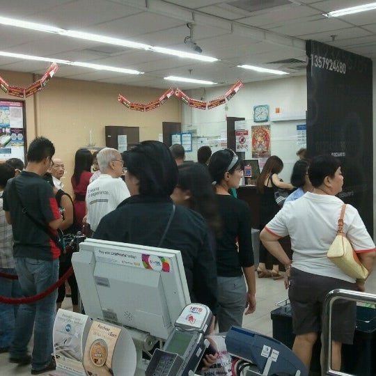 Photo taken at NTUC FairPrice by Ant L. on 6/14/2012