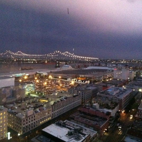 Photo taken at Loews New Orleans Hotel by Luke W. on 3/13/2012