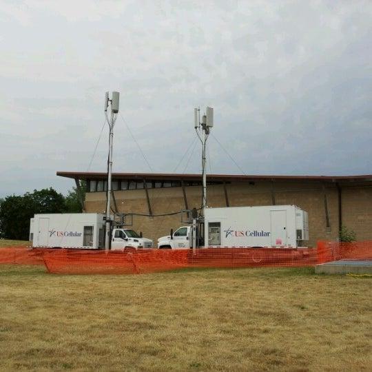 Photo taken at Warner Park by Al R. on 6/29/2012