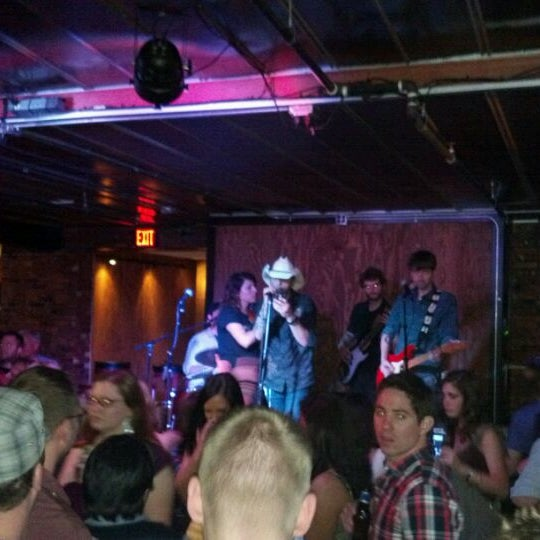 Photo taken at Honky Tonk Central by Joe S. on 4/1/2012