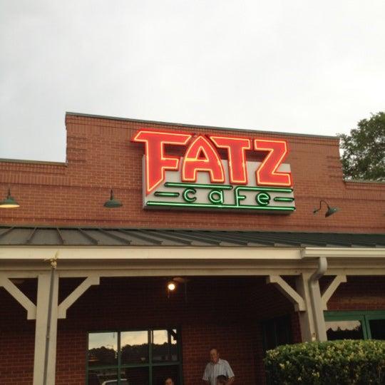 Fatz Cafe Birthday Club