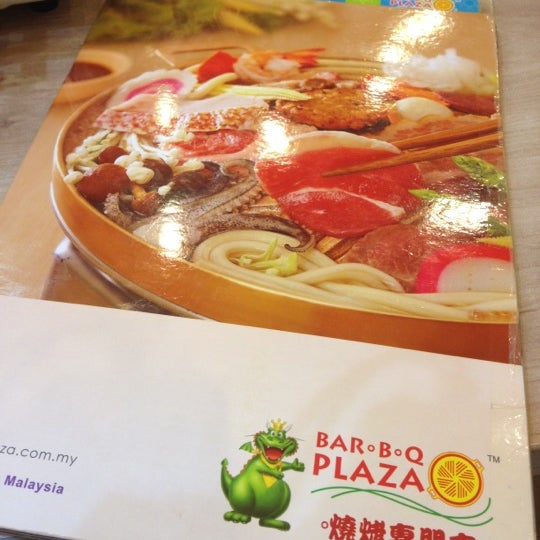 Photo taken at Bar.B.Q Plaza by zi qi k. on 5/12/2012