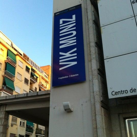 Foto tomada en CAC Málaga - Centro de Arte Contemporáneo por Sandra Z. el 9/4/2012