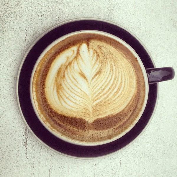 Photo taken at Bonanza Coffee by Ailine L. on 5/31/2012