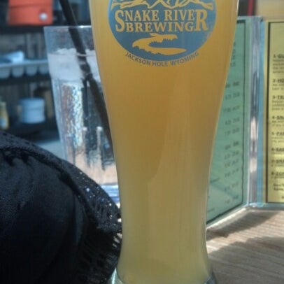 Photo taken at Snake River Brewery & Restaurant by Meaghen C. on 7/30/2012