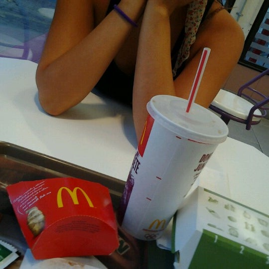 Photo taken at McDonald's by Luis R. on 7/15/2012