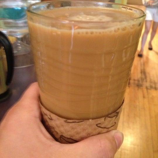 Photo taken at The Coffee Shop NE by Daniel W. on 9/1/2012