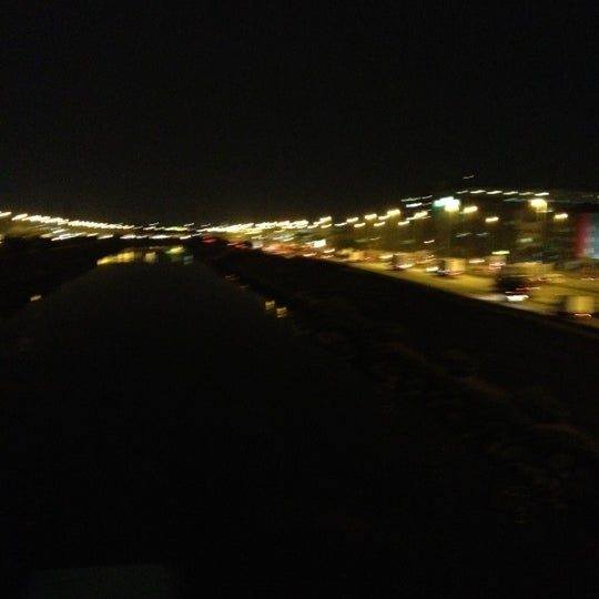 Photo taken at Ponte do Limão by Celso V. on 4/6/2012
