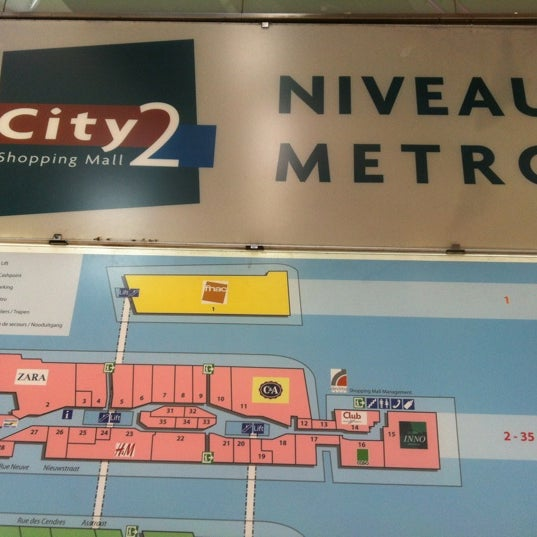 Photo taken at City 2 Shopping Mall by Nelly N. on 5/26/2012