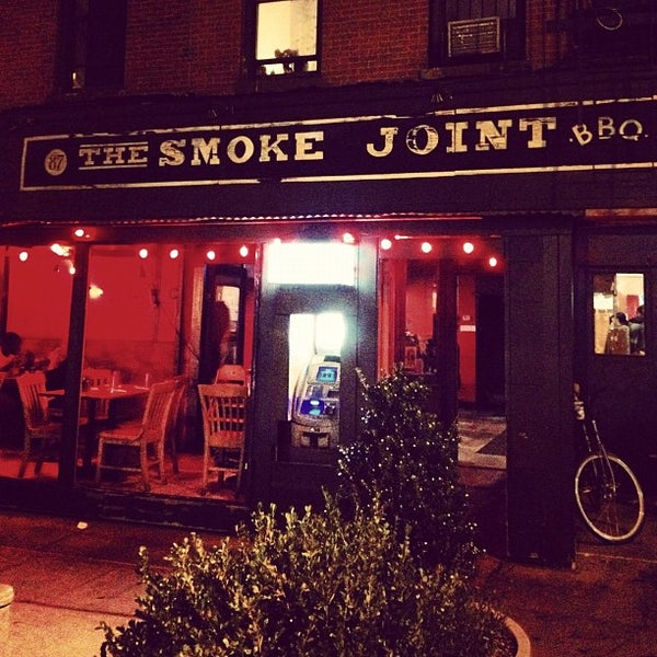 Photo taken at The Smoke Joint by B G. on 8/18/2012