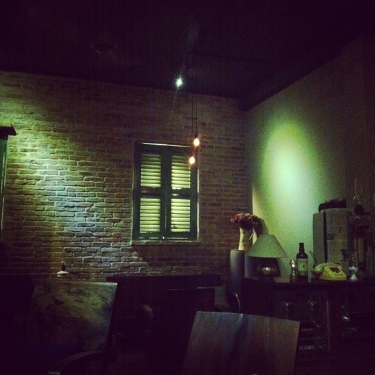 Photo taken at Lộc Vừng Coffee by Holly K. on 8/1/2012