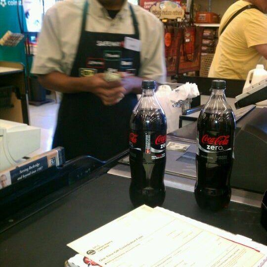 Photo taken at Safeway by Dorothy D. on 5/18/2012