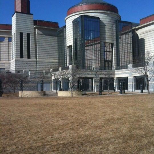 Photo taken at Minnesota History Center by Scott S. on 2/19/2012