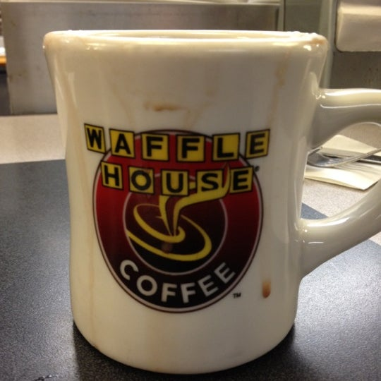 Photo taken at Waffle House by Vincent A. on 7/1/2012