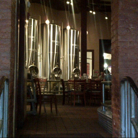 Photo taken at Fegley's Bethlehem Brew Works by David Eric H. on 7/14/2012