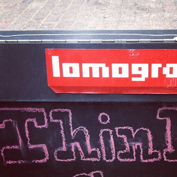 Photo taken at Lomography Gallery Store Austin by BJ H. on 6/20/2012
