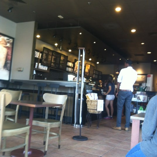 Photo taken at Starbucks by Timothy R. on 6/21/2012