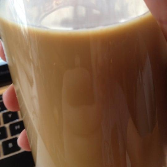 Photo taken at The Coffee Shop NE by Daniel W. on 3/8/2012