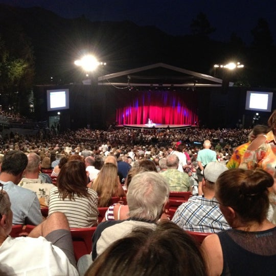 Photo taken at The Greek Theatre by Joshua K. on 8/12/2012