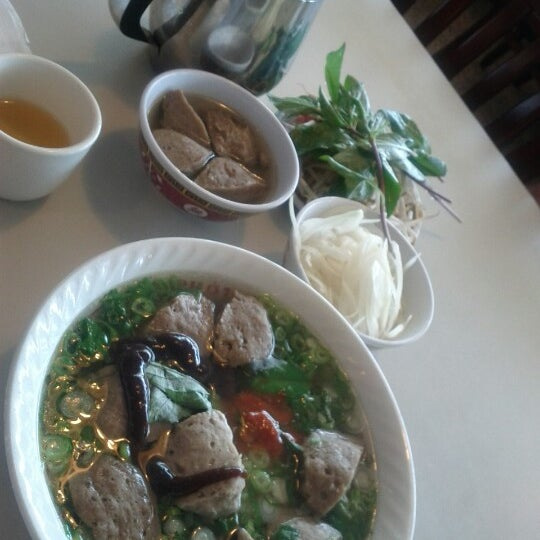Photo taken at Pho 75 by Keith on 6/24/2012