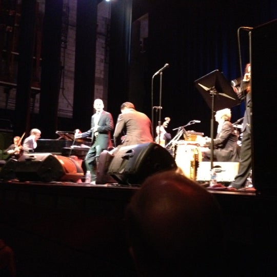Photo taken at Fitzgerald Theater by Andrew R. on 4/18/2012
