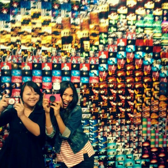 Photo taken at Lomography Gallery Store Austin by Jin C. on 3/9/2012