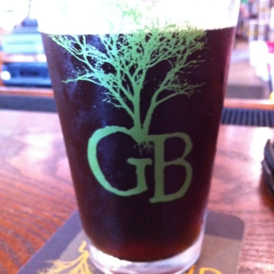Photo taken at Greenbush Brewing Company by Drew K. on 6/20/2012