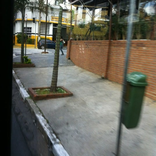 Photo taken at Rua Clélia by Sol on 3/19/2012