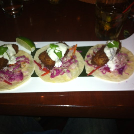 Photo taken at Rosa Mexicano by Adam S. on 8/19/2012