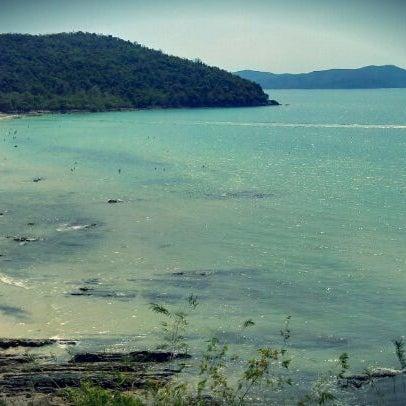 Photo taken at หาดทรายแก้ว (Sai Keaw Beach) by Alexander B. on 3/5/2012